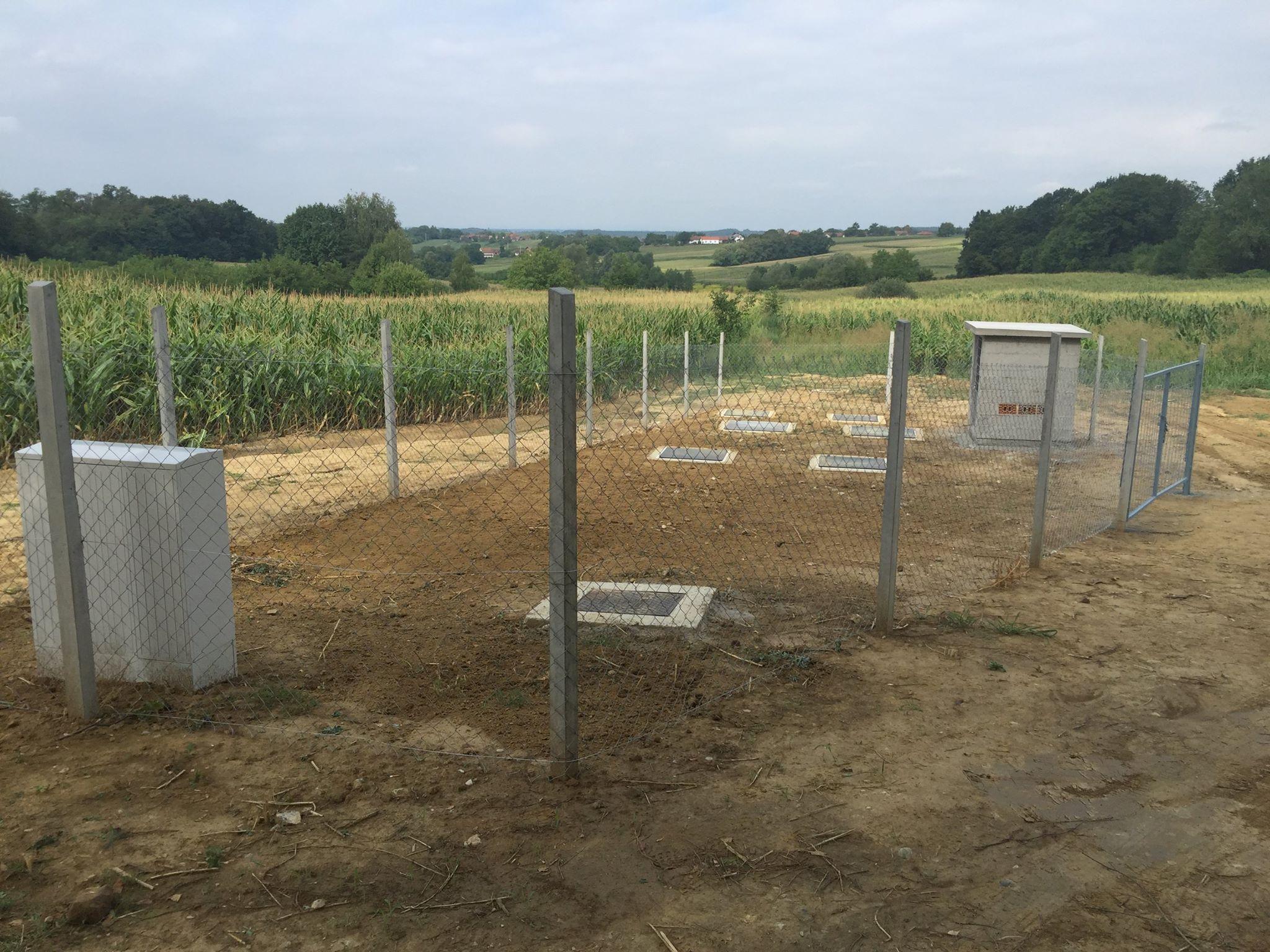 Tehnički pregled - projekt odvodnje otpadnih voda