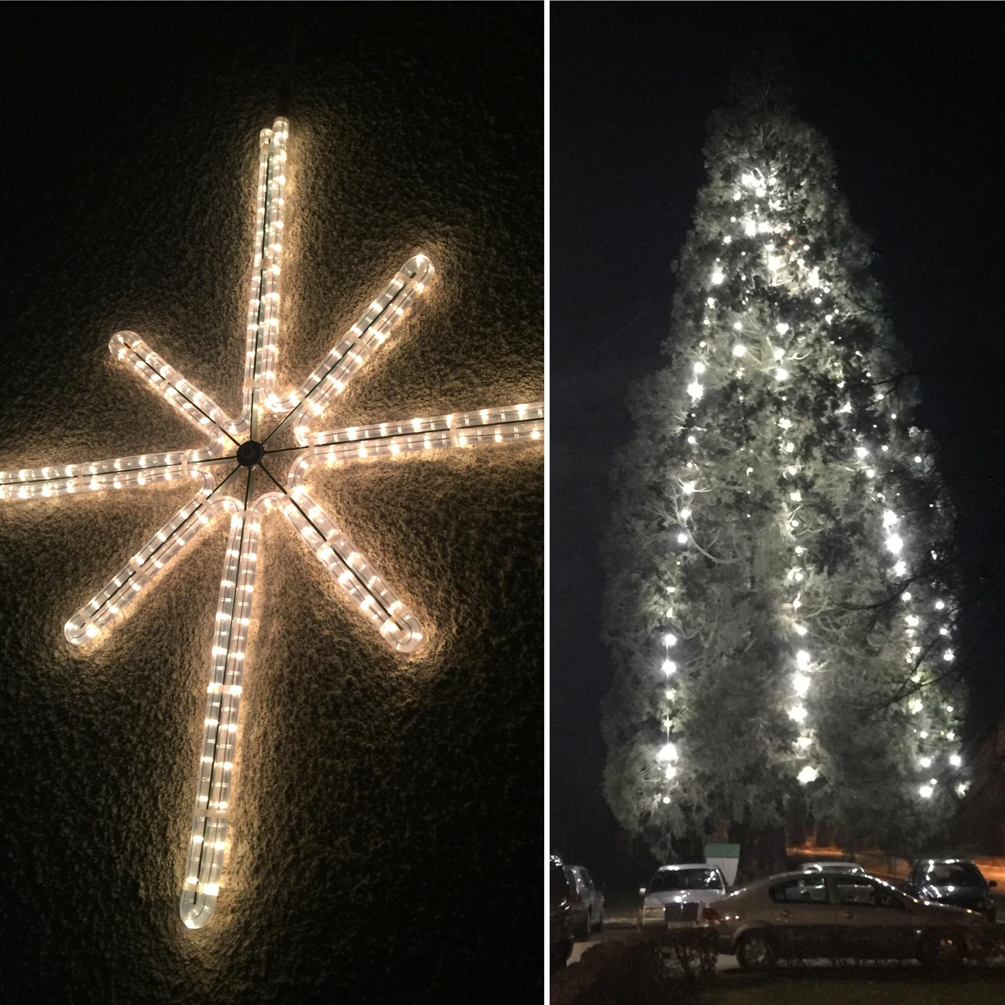Čestitka povodom božićnih i novogodišnjih blagdana