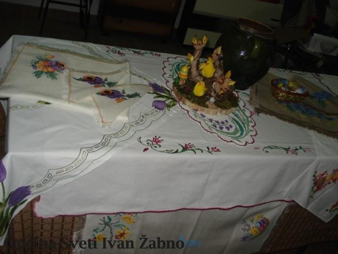 Udruga žena GRANIČARKE (Cvjetnica 17.4.2011.)