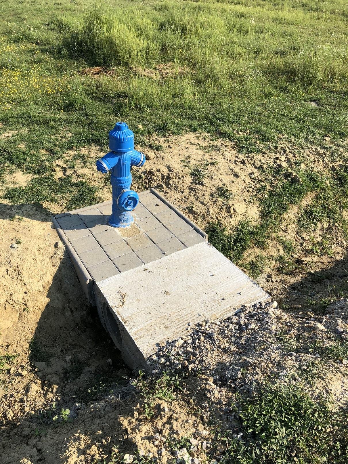 Gotova prva faza vodovoda u Hrsovu