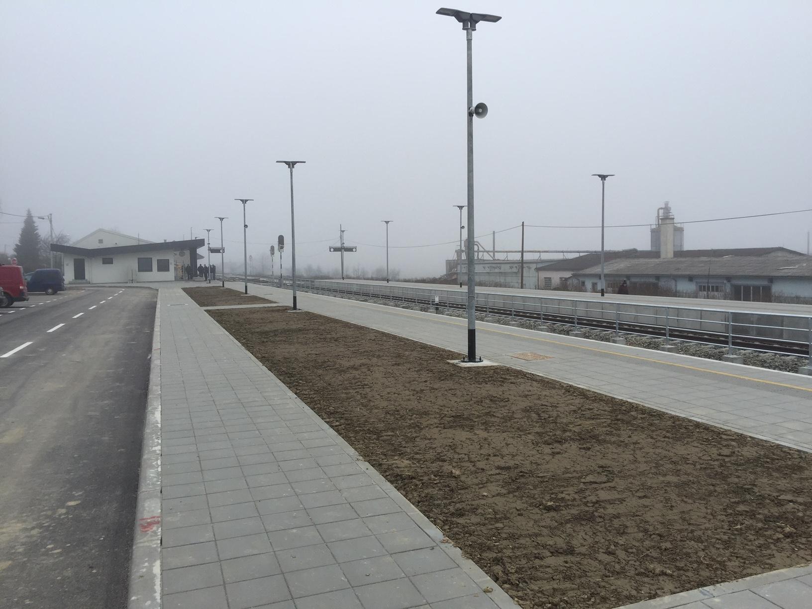 Primjedbe i prijedlozi na izgrađenu prigradsku željezničku prometnu relaciju Sv. I. Žabno- Gradec