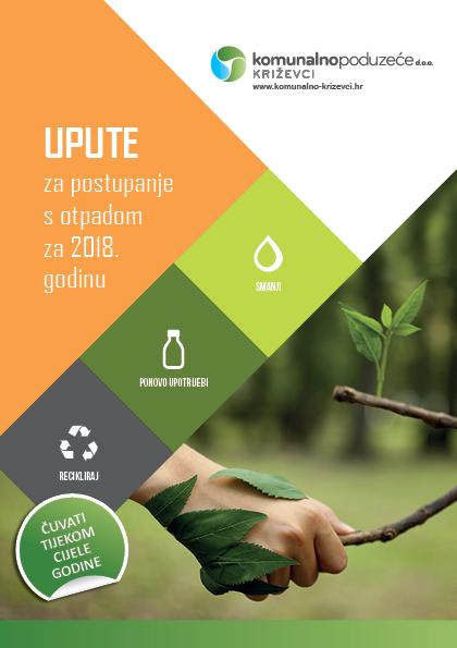 Obavijest o dodjeli obavljanja javne usluge prikupljanja miješanog komunalnog otpada