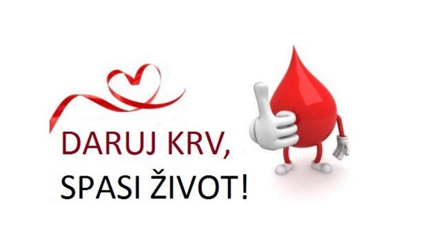 Propusnice za akcije dobrovoljnog darivanja krvi od 20.4. do 24.4.2020.